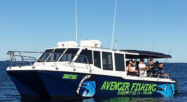 avenger gold coast fishing charters other general 1