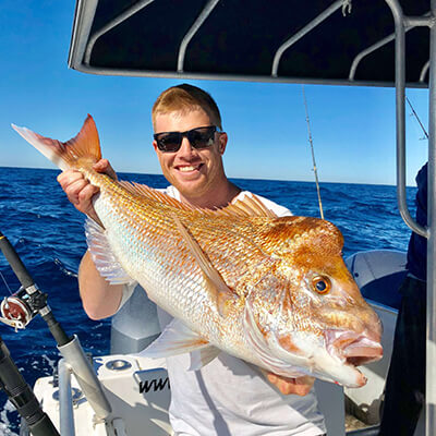 avenger gold coast fishing charters square general 6