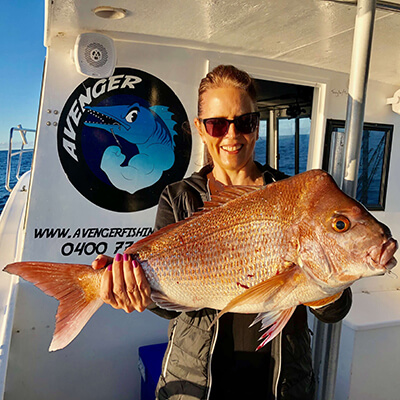 avenger gold coast fishing charters square general 7